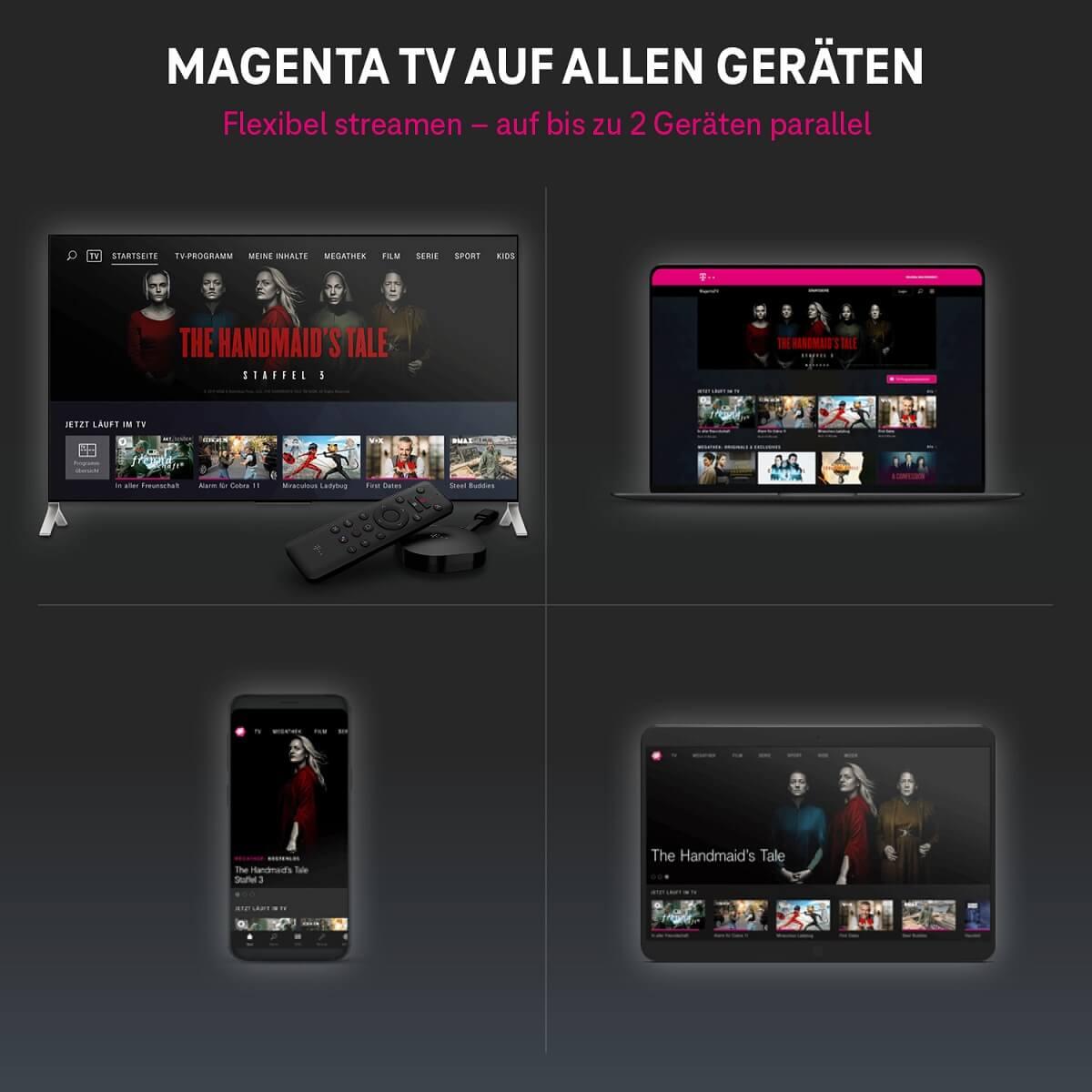 Fernsehen Telekom